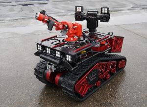 robot pompier paris 3 - IMERIR
